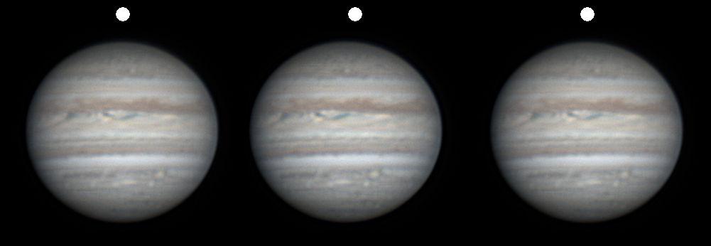 rotation of jupiter - 1001×346